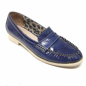 Women's Aquatalia Penny Loafers Size 40 EU/9.5M US